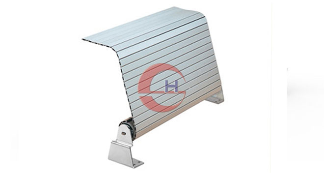 Rolling Curtain Shield Cover For Cnc Machine